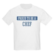 Proud to be a Chef T-Shirt