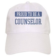 Proud to be a Counselor Baseball Cap
