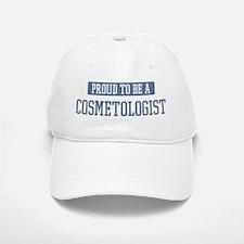 Proud to be a Cosmetologist Baseball Baseball Cap