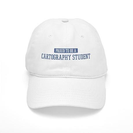 Proud to be a Cartography Stu Cap