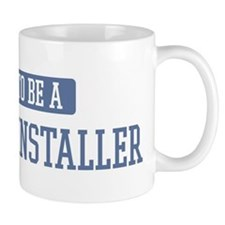 Proud to be a Drywall Install Mug