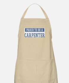 Proud to be a Carpenter BBQ Apron