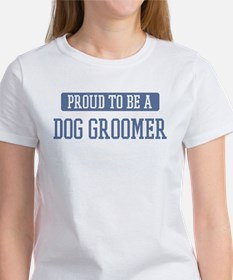 Proud to be a Dog Groomer Tee
