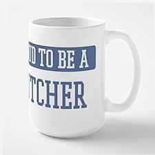 Proud to be a Butcher Mug