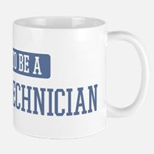 Proud to be a Dialysis Techni Mug
