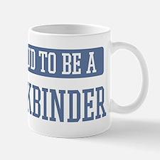 Proud to be a Bookbinder Mug