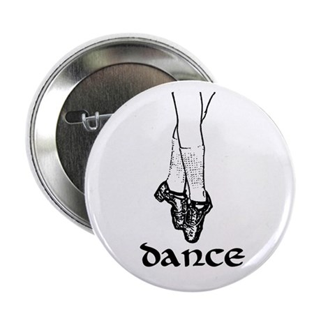 Hard Shoe Dance Graphic Button
