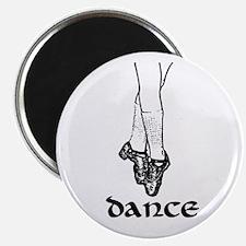 Hard Shoe Dance Graphic Magnet