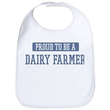 Proud to be a Dairy Farmer Bib