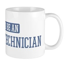 Proud to be a Aircraft Techni Mug