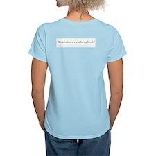 Mitt 2012 Sci-Fi Quote T-Shirt