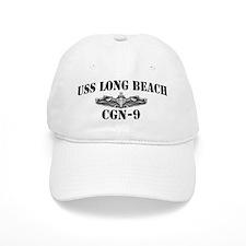 USS LONG BEACH Cap