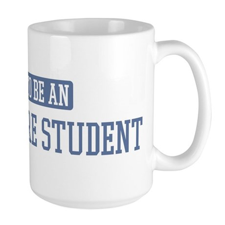 Proud to be a Agriculture Stu Large Mug