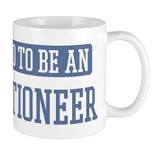 Proud to be a Auctioneer Small Mug