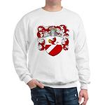 Backer Family Crest Sweatshirt