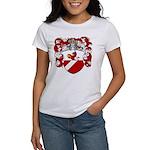 Backer Family Crest Women's T-Shirt