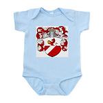 Backer Family Crest Infant Creeper