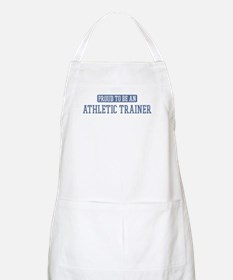 Proud to be a Athletic Traine BBQ Apron