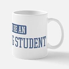 Proud to be a Advertising Stu Mug