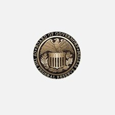 The Federal Reserve Mini Button