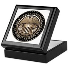 The Federal Reserve Keepsake Box