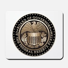 The Federal Reserve Mousepad