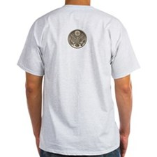 The Federal Reserve Ash Grey T-Shirt