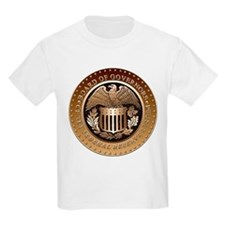 The Federal Reserve Kids T-Shirt