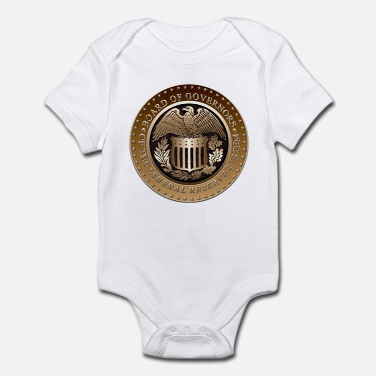 The Federal Reserve Infant Creeper