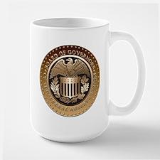 The Federal Reserve Large Mug