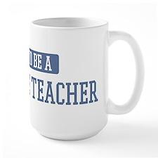 Proud to be a 8th Grade Teach Mug
