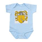 Berenson Family Crest Infant Creeper