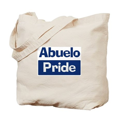 Abuelo Pride Tote Bag