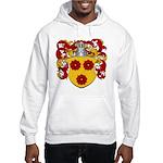 Billerbeck Family Crest Hooded Sweatshirt