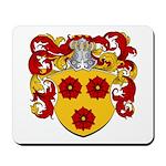Billerbeck Family Crest Mousepad