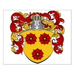 Billerbeck Family Crest Small Poster