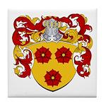 Billerbeck Family Crest Tile Coaster
