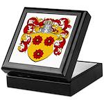 Billerbeck Family Crest Keepsake Box