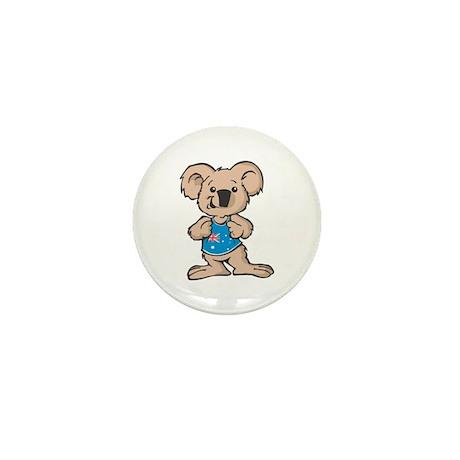 Australian Koala Mini Button (10 pack)