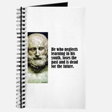 """Euripides """"Learning"""" Journal"""
