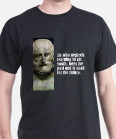 "Euripides ""Learning"" T-Shirt"