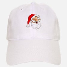Santa Claus Baseball Baseball Cap