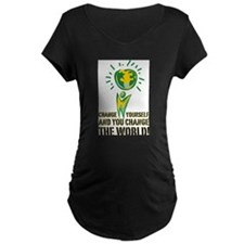 Change Yourself and You Chang T-Shirt