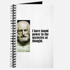 """Euripides """"Thought"""" Journal"""