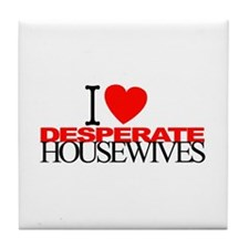 Desperate Housewives Tile Coaster
