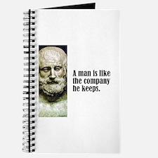 "Euripides ""Company"" Journal"