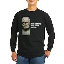 """Euripides """"Men Are Men"""" T"""