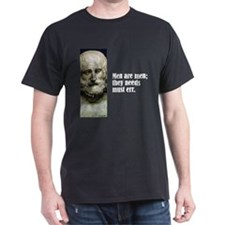 "Euripides ""Men Are Men"" T-Shirt"
