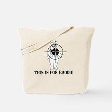 Kill the Easter Bunny Tote Bag