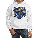 Blau Family Crest Hooded Sweatshirt